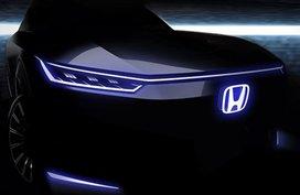Honda to introduce plug-in hybrid CR-V alongside this EV concept