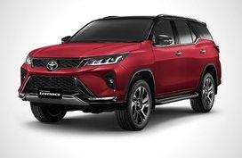 PH-spec 2021 Toyota Fortuner to get Legender variant, all-diesel lineup