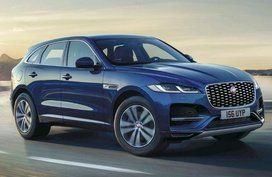 Jaguar F-Pace Prestige Diesel 2.0 AT