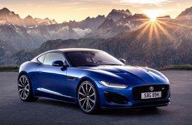 Jaguar F-Type SVR Coupe 5.0 AT