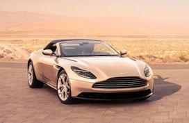 Aston Martin DB11 5.2 V12 AT