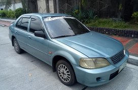 Selling Green Honda City 1999 in Manila