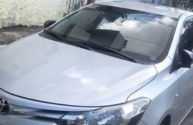 Silver Toyota Vios 2015 for sale in Bacoor
