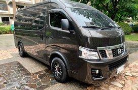 Sell Black 2017 Nissan NV350 Urvan in Muntinlupa