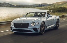 Bentley Continental GT Mulliner Convertible 6.0 AT