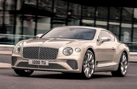 Bentley Continental GT W12 Mulliner 6.0 AT