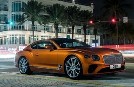 Bentley Continental GT V8 Mulliner 4.0 AT
