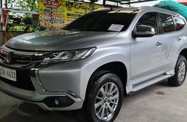 Silver Mitsubishi Montero 2018 for sale in Manila