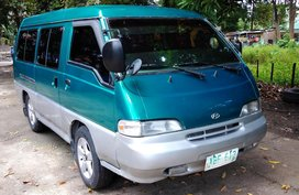 Green Hyundai H-100 2002 for sale in Quezon City