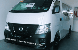 Nissan N350 Urvan 38K DP only!