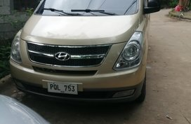 RUSH HYUNDAI GRAND STAREX 2011mdl MANUAL TRANS