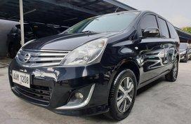 Nissan Grand Livina 2014 Automatic