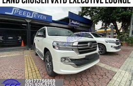 Brand New 2021 Toyota Land Cruiser VXTD Executive Lounge Euro Version/Dubai landcruiser LC200 not VX