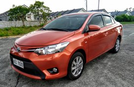 Toyota Vios E 2018 Automatic not 2019 2017