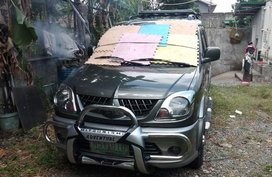 Selling Silver Mitsubishi Adventure 2009 in Caloocan