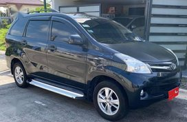 Black Toyota Avanza 2016 for sale in Cavite