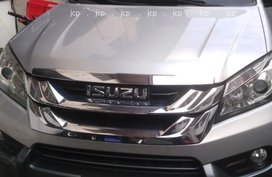Silver Isuzu Mu-X 2015 for sale in Manila