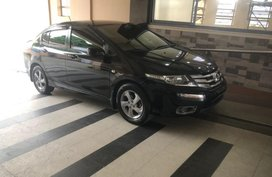 Black Honda City 2013 for sale in Quezon City