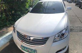White Toyota Camry 2007 for sale in Cainta