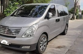 Selling Grey Hyundai G.starex 2015 in Valenzuela