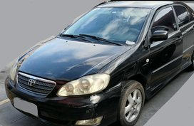2005 Toyota Corolla Altis 2005 G 1.8 at affordable price for sale in Muntinlupa