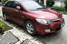 Honda Civic 2008 For Sale in Paranaque City
