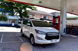 2018 Toyota Innova G Diesel AT 978t Nego Batangas Area