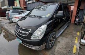 Sell Black 2013 Hyundai Grand Starex in Las Piñas