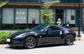 Black Nissan 370Z for sale in Manila