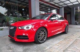 Red Audi Quattro 2016 for sale in Manila