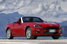 Fiat 124 Spider Lusso 1.4 AT