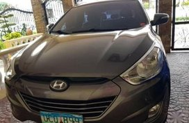 Sell Grey Hyundai Tucson in Angeles