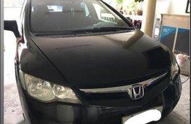 Sell Black 2007 Honda Civic in Calamba