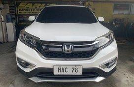 White Honda Cr-V for sale in Apalit