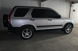 Silver Honda CR-V 2003 for sale in Taytay