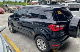 Selling Black 2017 Ford Ecosport in Tarlac City