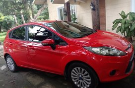 Red Ford Fiesta for sale in Daffodil