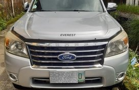 Selling Silver Ford Everest in Baguio