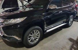 2018 Mitsubishi Montero Sport gls 4x2