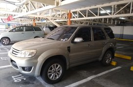 Ford Escape 2010 XLS A/T Beige