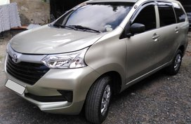 TOYOTA Avanza 2017 at good price for sale in Cebu City