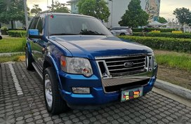 Blue Ford Explorer for sale in Manila