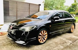 Black Honda Civic for sale in Manila