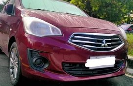 Purple Mitsubishi Mirage for sale in Manila