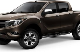 Black Mazda Bt-50 for sale in Manila