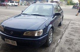 Selling Blue Toyota Corolla in Cebu City