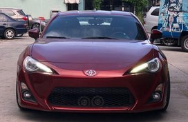 Red Toyota 86 for sale in Pasay