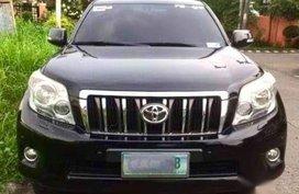 Selling Black Toyota Prado in Imus