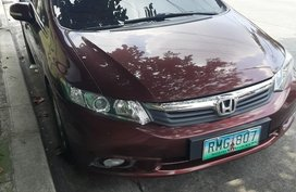 Purple Honda Civic for sale in Quezon