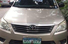 Silver Toyota Innova for sale in